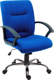 Milbrook Fabric Office Chair