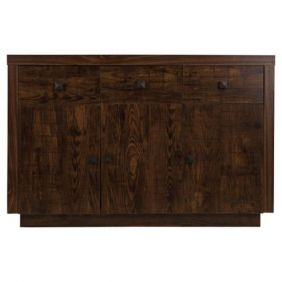 Torino Sideboard - 3 Door Mango Effect