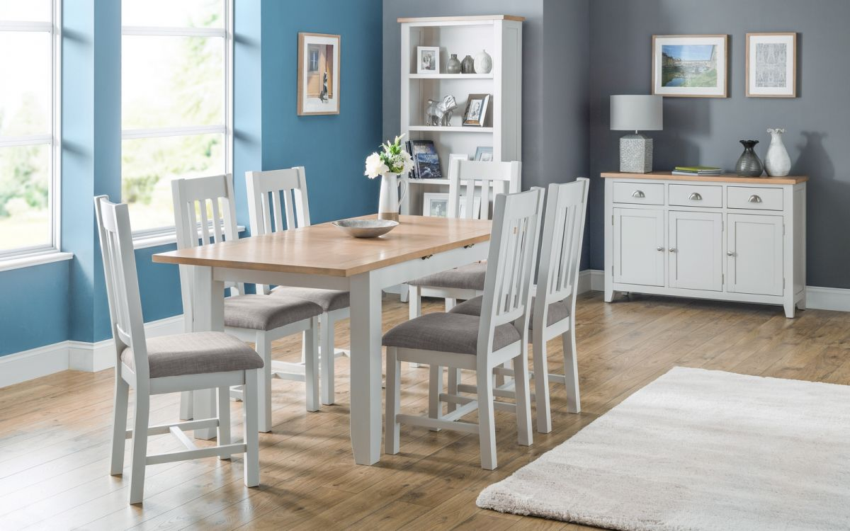 Richmond 2-Tone Oak Dining Set