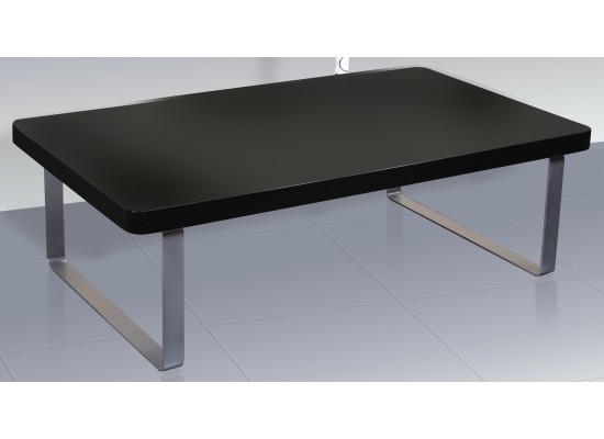 Image of Accent Coffee Table - Black
